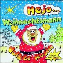 Volker Rosin: Hejo, Weihnachtsmann, 2 CDs