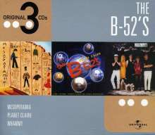 The B-52s: Mesopotamia/Planet Clai, 3 CDs