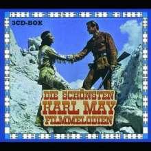 Martin Böttcher: Die schönsten Karl May Filmmelodien, 3 CDs