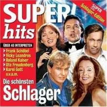 Super Hits Vol. 1 - Schlager, 2 CDs