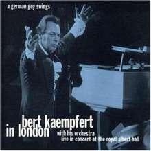 Bert Kaempfert (1923-1980): Bert Kaempfert In London - Live 1974, 2 CDs