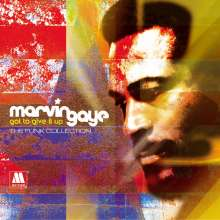 Marvin Gaye: Got To Give It Up, CD