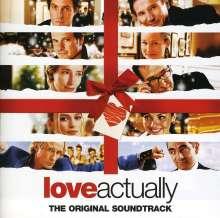 Filmmusik: Love Actually (DT: Tatsächlich Liebe) (20 Tracks), CD