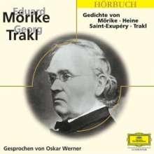 Oskar Werner spricht Gedichte, CD