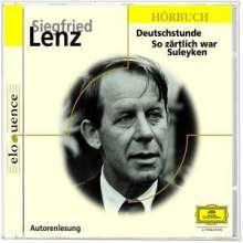 Lenz,Siegfried:Deutschstunde (Ausz.), CD