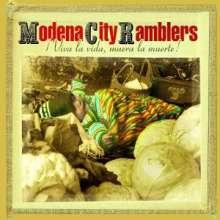 Modena City Ramblers: Viva La Vida, Muera La Muerte!, CD