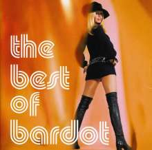 Brigitte Bardot: The Best Of Brigitte Bardot, CD