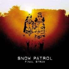 Snow Patrol: Final Straw (EU Version), CD