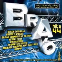 Bravo Hits 44, 2 CDs