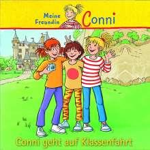 Conni:Conni geht auf Klassenfahrt, CD
