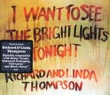Richard & Linda Thompson: I Want To See The Bright Lights Tonight, CD