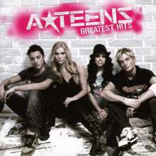 A Teens: Greatest Hits, CD