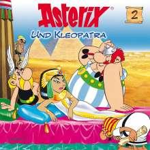 2: Asterix und Kleopatra, CD