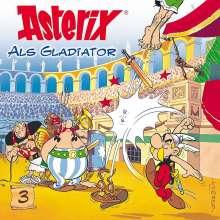 3: Asterix als Gladiator, CD