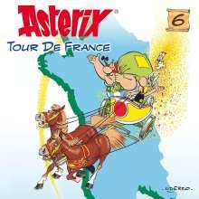 6: Asterix - Tour de France, CD
