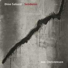 Dino Saluzzi (geb. 1935): Senderos, CD
