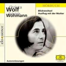 Wolf,Christa:Blickwechsel, CD
