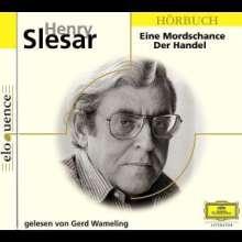 Slesar,Henry:Eine Mordschance, CD