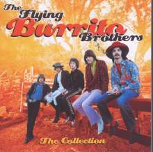The Flying Burrito Brothers: The Collection, CD