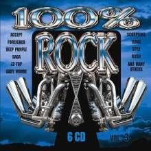 100% Rock Vol. 3, 6 CDs