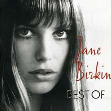 Jane Birkin: Best Of, CD
