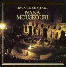 Nana Mouskouri: Live At Herod Atticus - 20th Anniversary Edition, 2 CDs