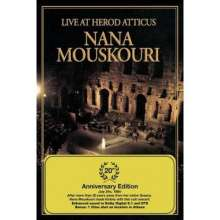 Nana Mouskouri: Live At Herod Atticus - 20th Anniversary Edition, DVD