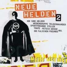 Neue Helden 2, CD