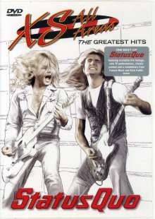 Status Quo: XS All Areas - The Greatest Hits, DVD