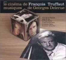 Georges Delerue (1925-1992): Filmmusik: The Cinema Of Francois, CD