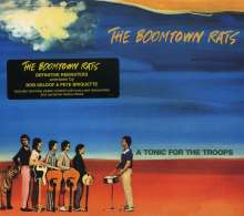 The Boomtown Rats: A Tonic For The Troops, CD