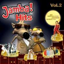 Jamba Hits Vol.2, CD
