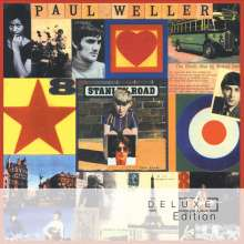 Paul Weller: Stanley Road (Deluxe Edition) (2CD + DVD), 2 CDs und 1 DVD