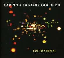 Lennie Popkin, Eddie Gomez & Carol Tristano: New York Moment, CD