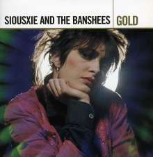 Siouxsie And The Banshees: Gold, 2 CDs