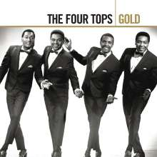 Four Tops: Gold, 2 CDs