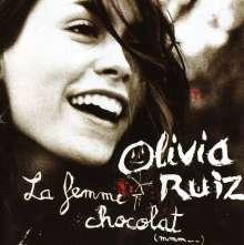 Olivia Ruiz: La Femme Chocolat, CD