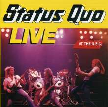 Status Quo: Live At The N.E.C, CD