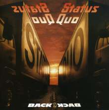 Status Quo: Back To Back, CD