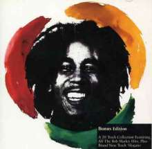 Bob Marley (1945-1981): Africa Unite: The Singles Collection, CD