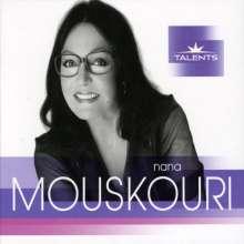 Nana Mouskouri: Talents, CD