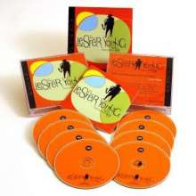 Lester Young (1909-1959): The Complete Studio Sessions (Box-Set), 8 CDs