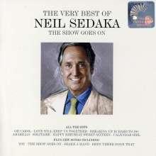 Neil Sedaka: The Show Goes On: Very, 2 CDs