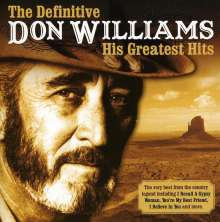 Don Williams: The Definitive Don Williams, CD