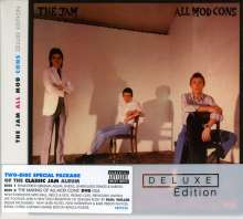 The Jam: All Mod Cons - Deluxe Edition (CD + DVD), CD