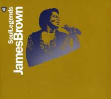James Brown: Soul Legends, CD