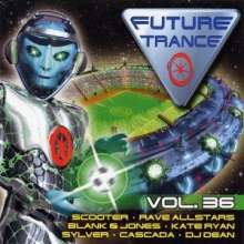 Future Trance Vol. 36, 2 CDs