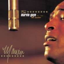 Marvin Gaye: The Master, 4 CDs