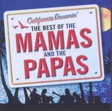The Mamas & The Papas: California Dreamin' - The Best of, CD
