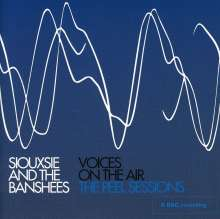 Siouxsie And The Banshees: Voices On The Air, CD